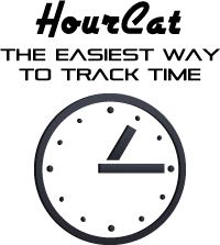 HourCat Logo - Simple Time Tracking